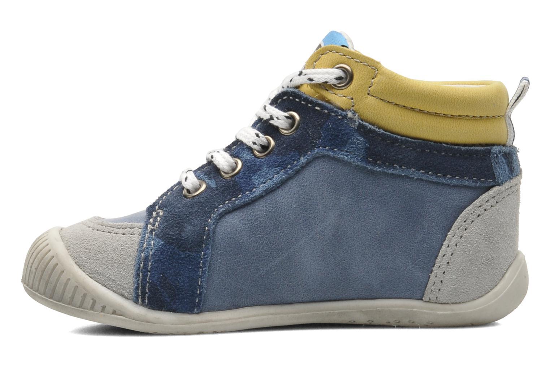 Bottines et boots Babybotte FUN Bleu vue face