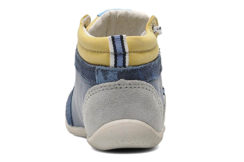 Bottines et boots Babybotte FUN Bleu vue droite