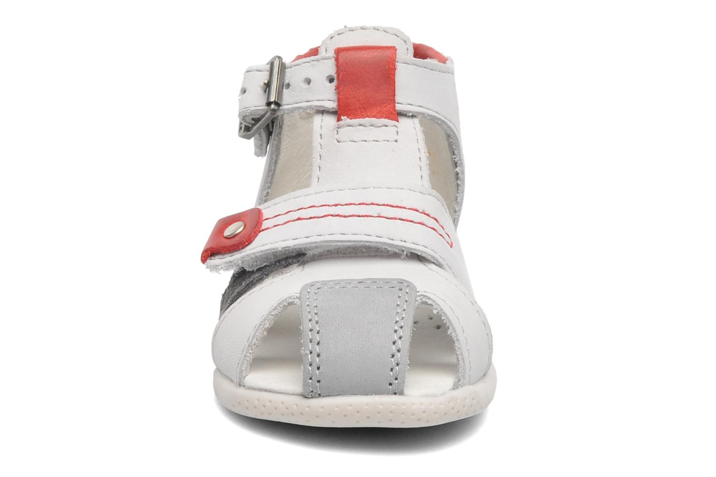 Sandales et nu-pieds Babybotte GROOVE Multicolore vue portées chaussures