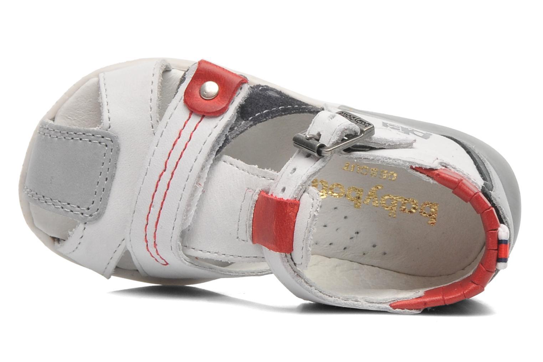 Sandales et nu-pieds Babybotte GROOVE Multicolore vue gauche