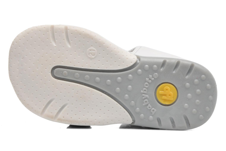 Sandales et nu-pieds Babybotte GROOVE Multicolore vue haut