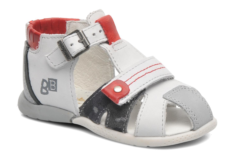 Sandales et nu-pieds Babybotte GROOVE Multicolore vue détail/paire