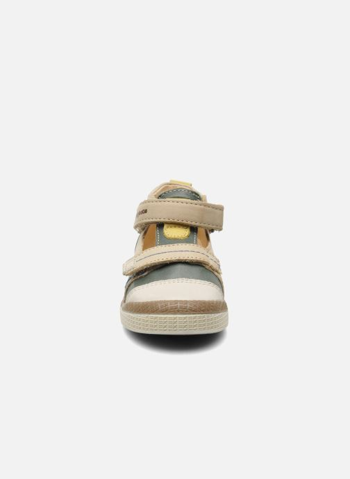 Bottines et boots Babybotte SLIIMY Beige vue portées chaussures