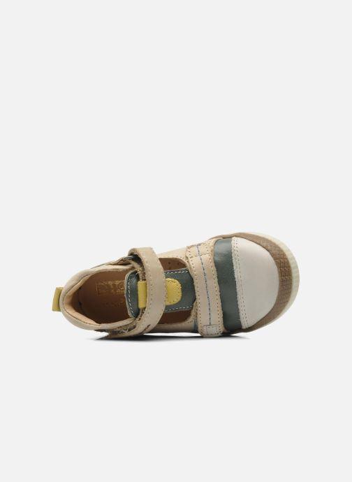 Stiefeletten & Boots Babybotte SLIIMY beige ansicht von links
