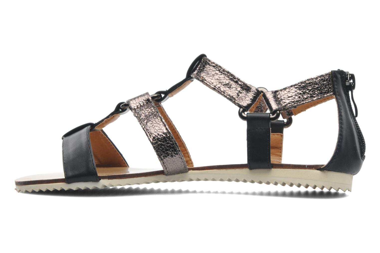 Sandales et nu-pieds Divine Factory Acrux Multicolore vue face