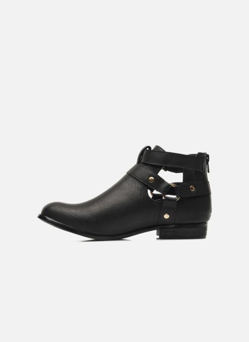 Stiefeletten & Boots Divine Factory Akruks schwarz ansicht von vorne