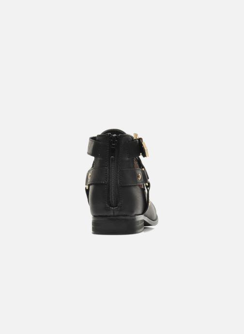 Stiefeletten & Boots Divine Factory Akruks schwarz ansicht von rechts