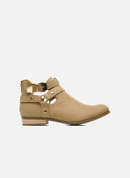 Stiefeletten & Boots Divine Factory Akruks beige ansicht von hinten
