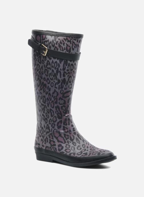Stiefel Be Only Cavaliere Reptilium schwarz detaillierte ansicht/modell