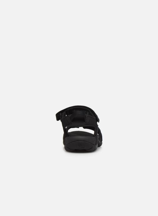 Sandalen Teva Tirra W schwarz ansicht von rechts