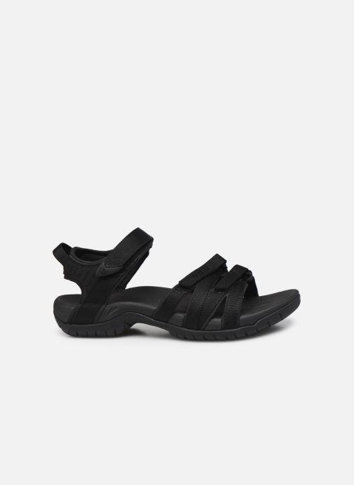 Sandalen Teva Tirra W schwarz ansicht von hinten
