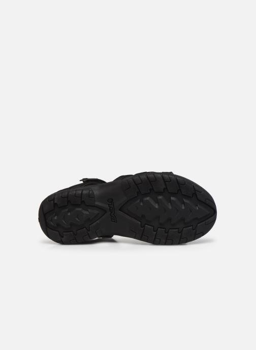 Sandalen Teva Tirra W schwarz ansicht von oben