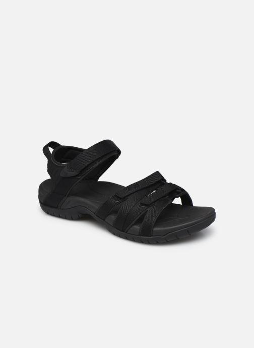 Sandalen Teva Tirra W schwarz detaillierte ansicht/modell