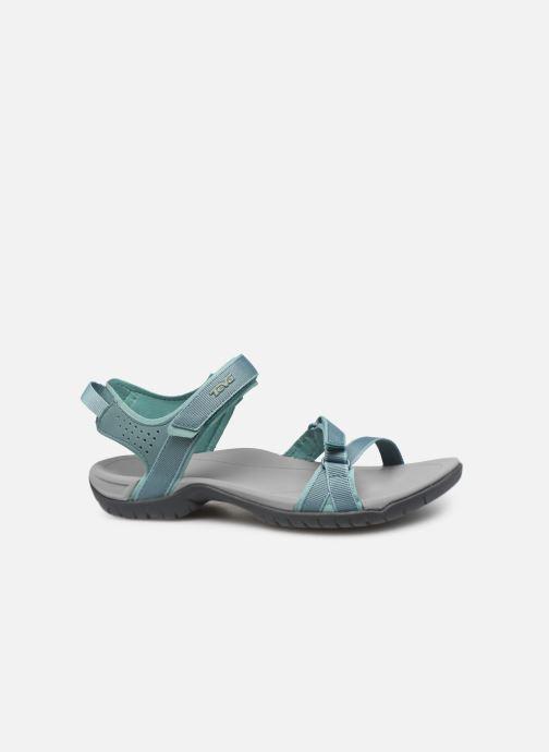 Chaussures de sport Teva Verra W Bleu vue derrière