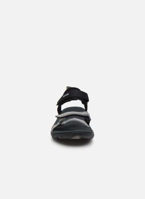 Zapatillas de deporte Teva Verra W Negro vista del modelo