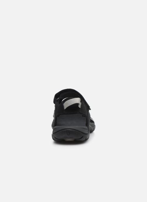 Chaussures de sport Teva Verra W Noir vue droite
