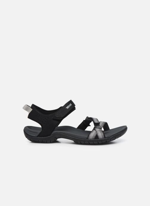 Chaussures de sport Teva Verra W Noir vue derrière