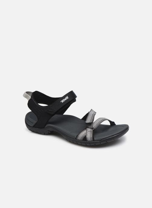 Zapatillas de deporte Teva Verra W Negro vista de detalle / par