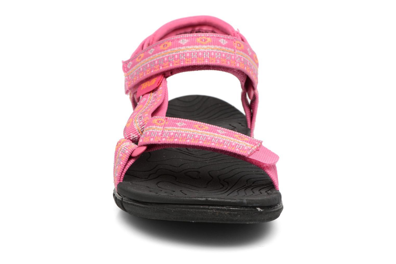 Sandales et nu-pieds Teva Hurricane 3 Kids Rose vue portées chaussures
