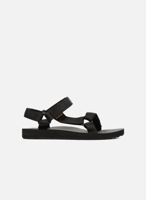 Sandali e scarpe aperte Teva Original universal W Nero immagine posteriore