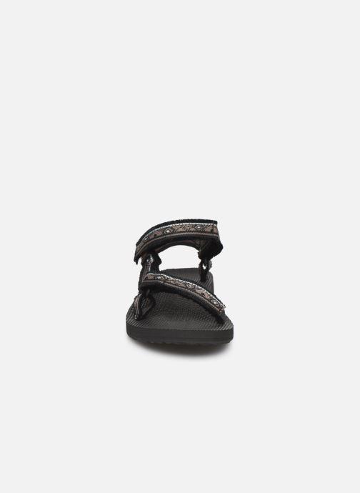 Sandals Teva Original universal W Black model view