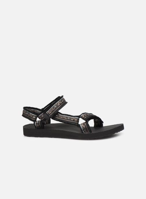 Sandals Teva Original universal W Black back view