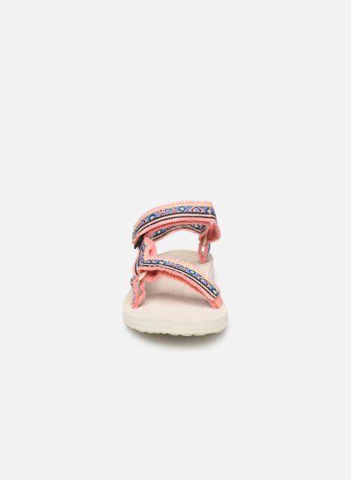 Sandales et nu-pieds Teva Original universal W Rose vue portées chaussures