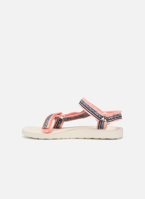 Sandaler Teva Original universal W Pink se forfra