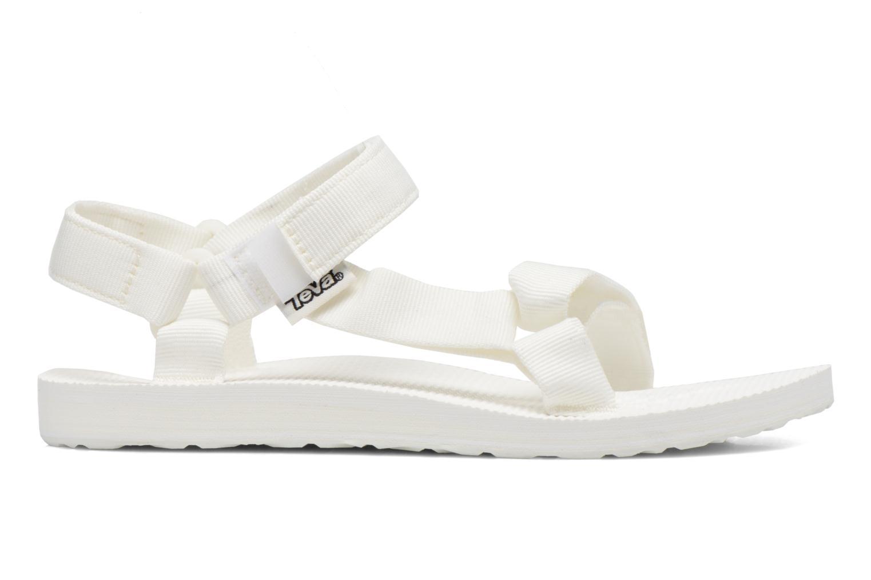 Sandalen Teva Original universal W weiß ansicht von hinten