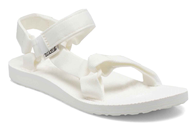 Sandalen Teva Original universal W weiß detaillierte ansicht/modell