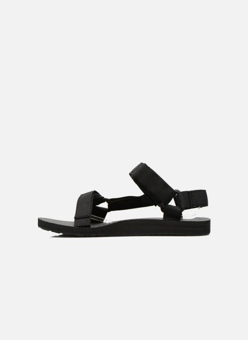 Sandalen Teva Original universal Zwart voorkant