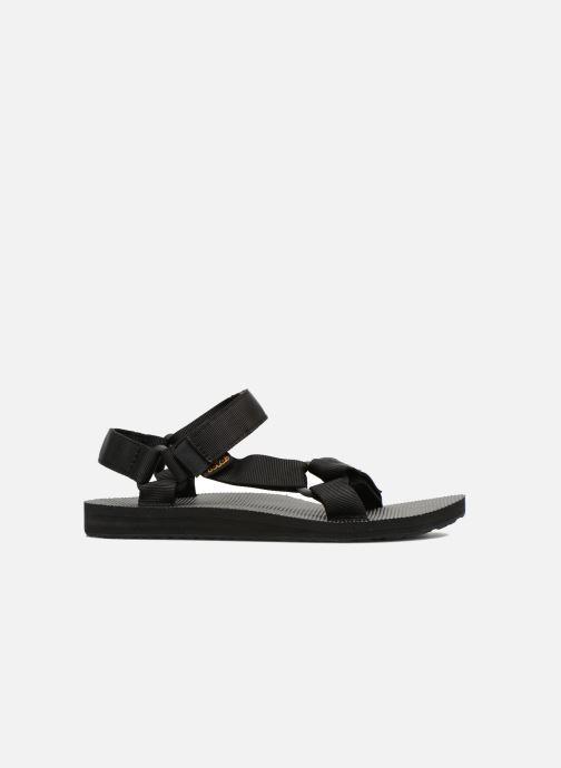 Sandales et nu-pieds Teva Original universal Noir vue derrière