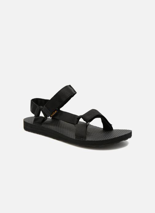 Sandales et nu-pieds Teva Original universal Noir vue détail/paire