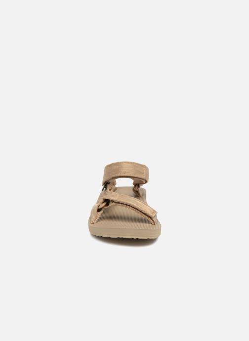Sandals Teva Original universal Grey model view