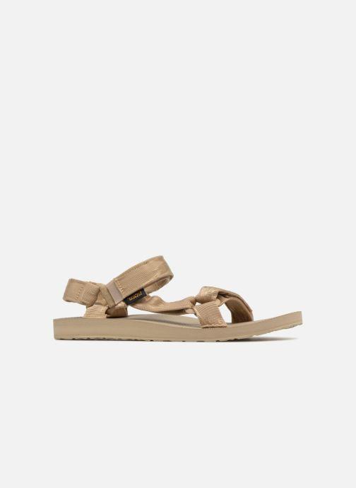 Sandals Teva Original universal Grey back view