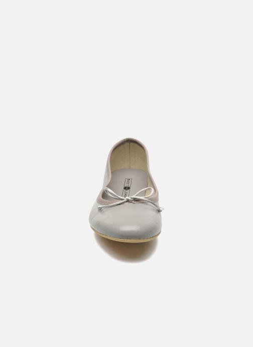 Ballerines Sweet Lemon L.18.RABLA Gris vue portées chaussures