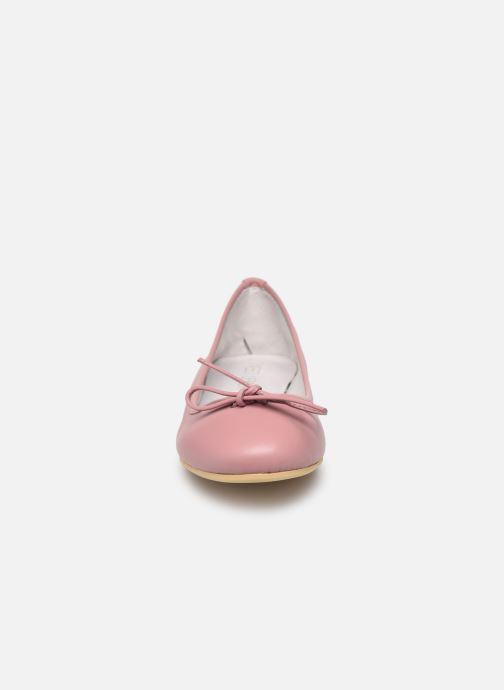 Ballerines Sweet Lemon L.18.RABLA Rose vue portées chaussures