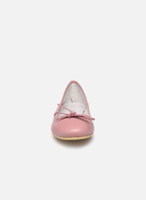 Ballerinas Sweet Lemon L.18.RABLA rosa schuhe getragen