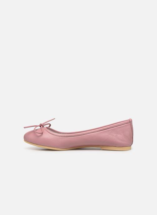 Ballet pumps Sweet Lemon L.18.RABLA Pink front view