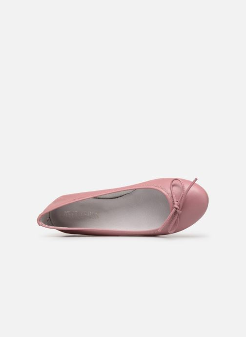 Ballet pumps Sweet Lemon L.18.RABLA Pink view from the left