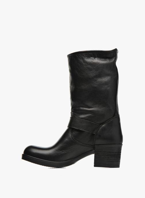 Bottines et boots Sweet Lemon L.5.ECONO Noir vue face