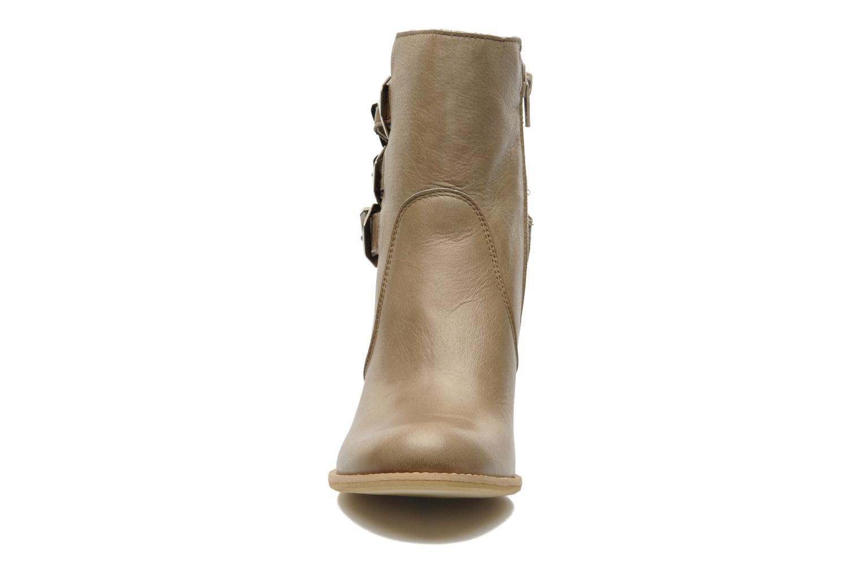 Bottines et boots Sweet Lemon L.5.EVA Beige vue portées chaussures