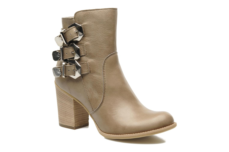 Bottines et boots Sweet Lemon L.5.EVA Beige vue détail/paire
