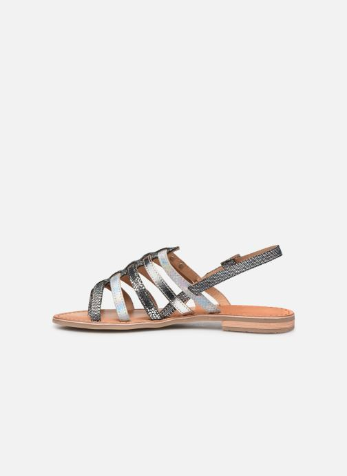 Sandales et nu-pieds Les Tropéziennes par M Belarbi Bianca Gris vue face