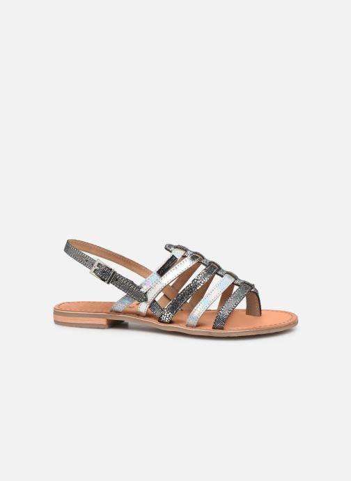 Sandales et nu-pieds Les Tropéziennes par M Belarbi Bianca Gris vue derrière
