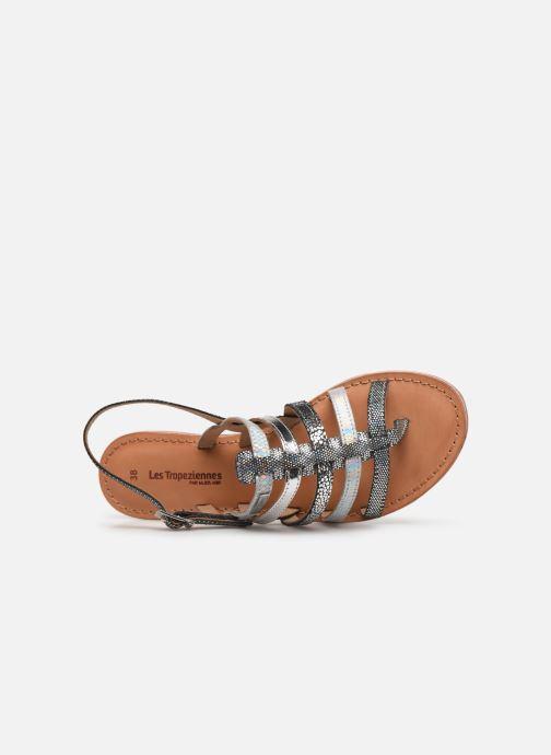 Sandales et nu-pieds Les Tropéziennes par M Belarbi Bianca Gris vue gauche