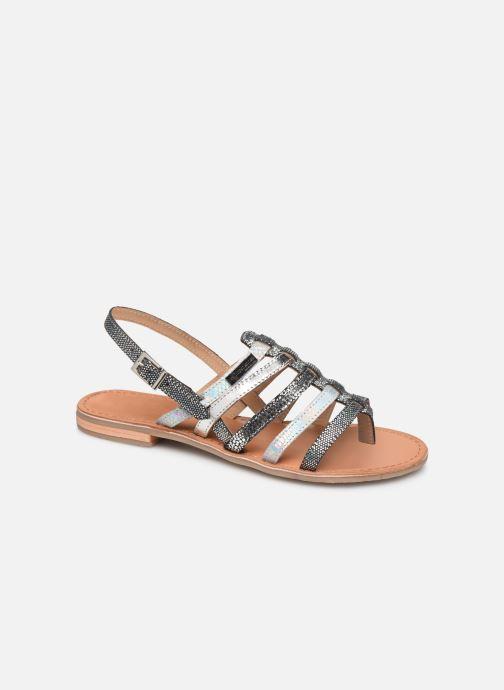Sandales et nu-pieds Les Tropéziennes par M Belarbi Bianca Gris vue détail/paire