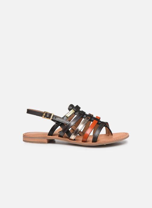 Sandales et nu-pieds Les Tropéziennes par M Belarbi Bianca Orange vue derrière