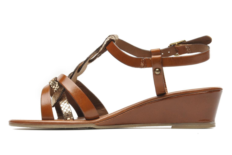 Sandali e scarpe aperte Les Tropéziennes par M Belarbi Bilboa Marrone immagine frontale