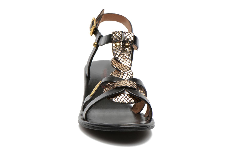 Sandali e scarpe aperte Les Tropéziennes par M Belarbi Bilboa Multicolore modello indossato